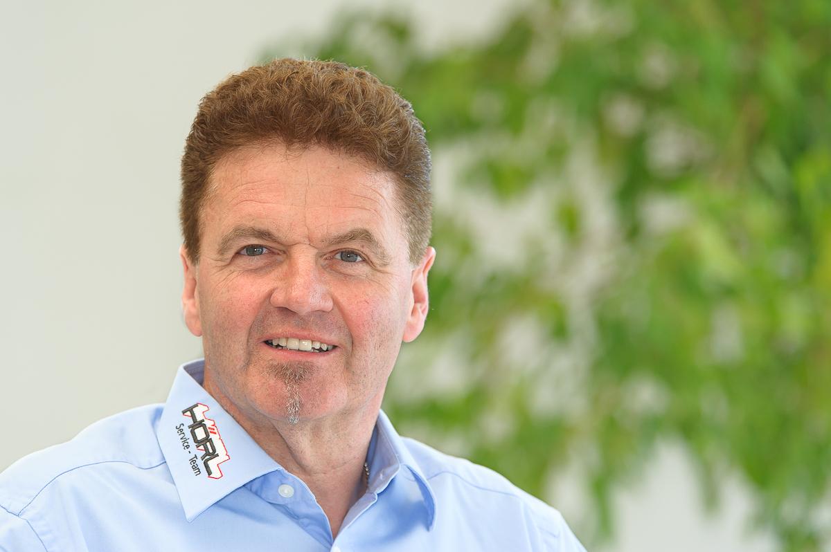 Armin Hörl, Geschäftsführer der Unternehmen