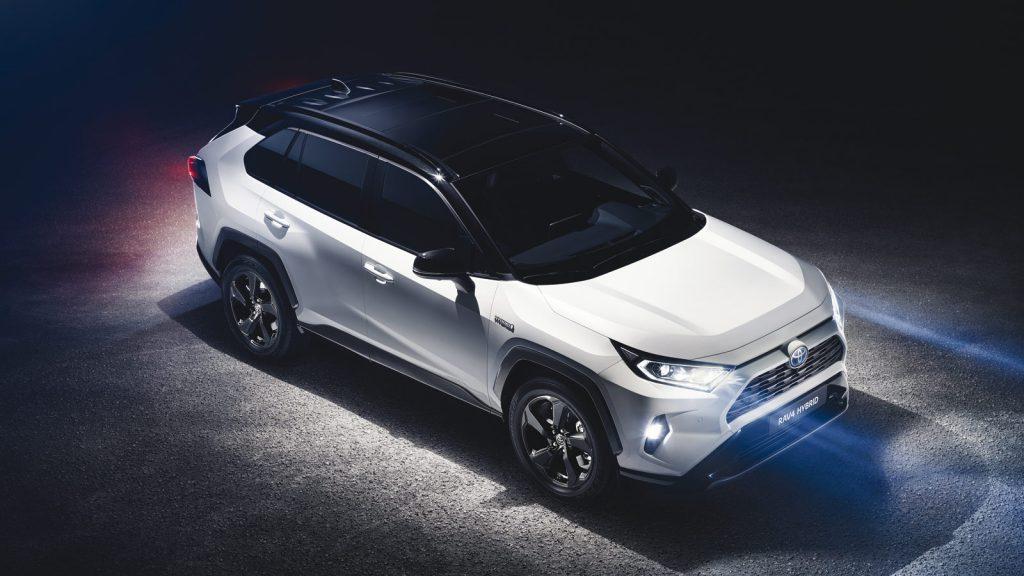 Ein Klassiker in neuer Auflage, der RAV von Toyota