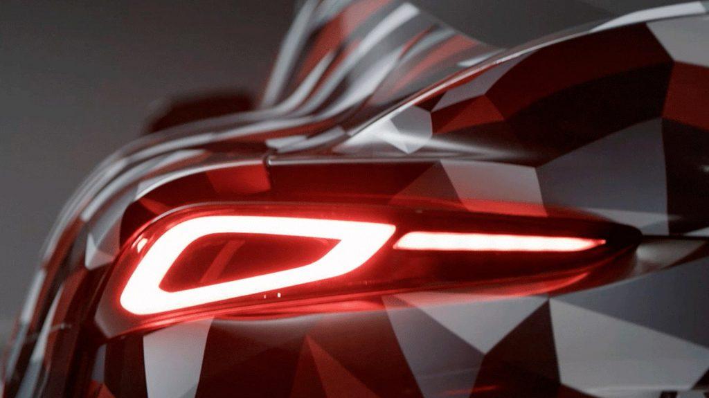 Der neu Toyota Supra
