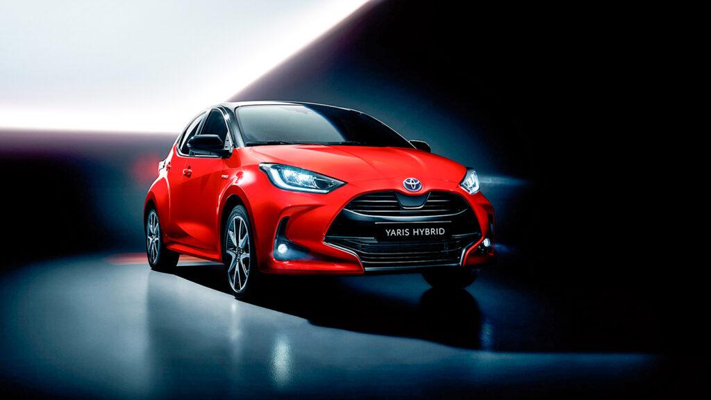 Der neue Yaris von Toyota: Kraftvolle Performance für Dich